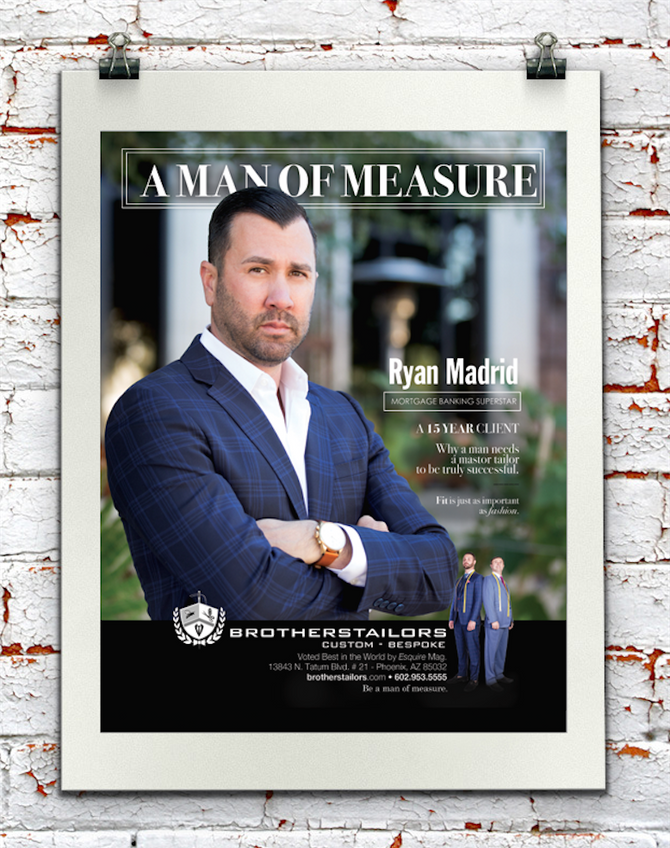 Be a man of measure