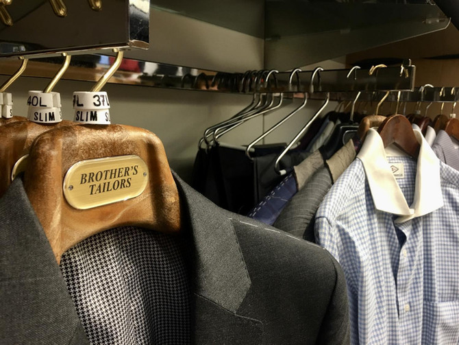 Brothers Tailors talks with local radio station, 91.5 KJZZ