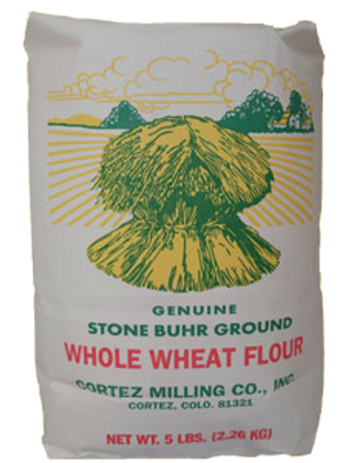 Whole Wheat Flour - 5#
