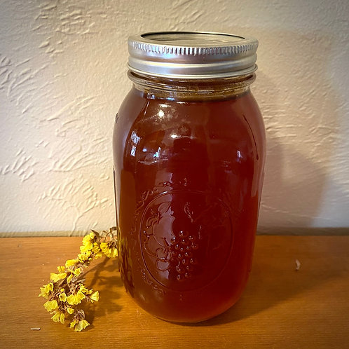 Honey - Raw Local Quart