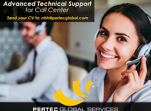 Advanced Technical Support for Call Cent