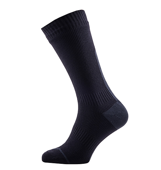 SEALSKINZ ROAD THIN MID WITH HYDROSTOP SOKID, S