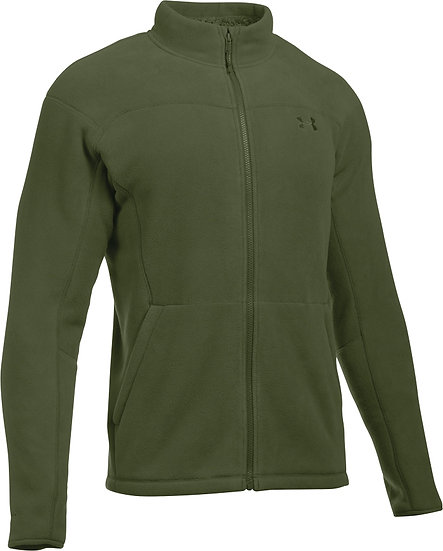 UA TACTICAL SUPERFLEECE JACKET