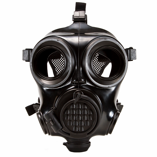 MIRA SAFETY CM-7M MIL GAS MASK