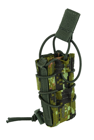 SHADOW TACTICAL SINGLE COMPRESSOR PISTOL MAG POUCH