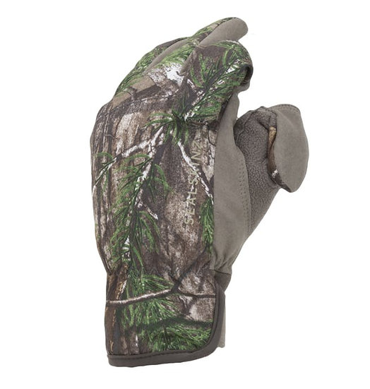 SEALSKINZ WP ALL WEATHER CAMO SPORTING GLOVES