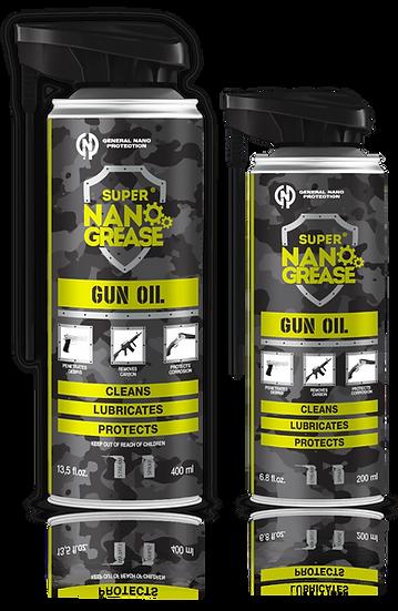SUPER NANO GREASE - GUN OIL