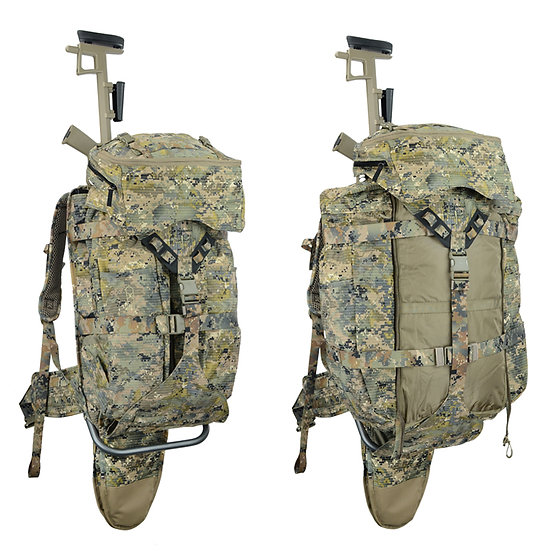 EBERLESTOCK DRAGONFLY TACTICAL, UNICAM DRY