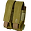 Thumbnail: SHADOW TACTICAL DOUBLE PISTOL MAG POUCH