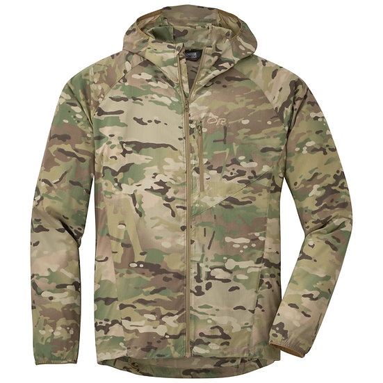 OR PREVAIL HOODED JACKET