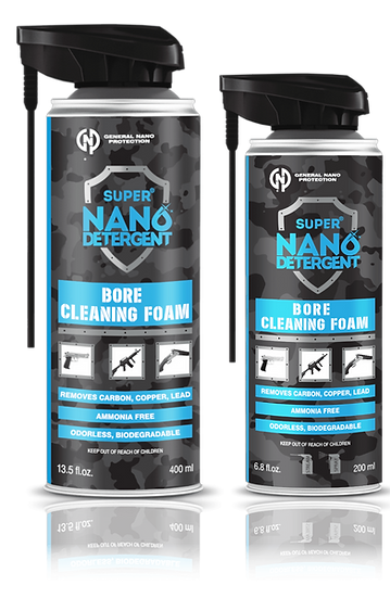 SUPER NANO DETERGENT - BORE CLEANING FOAM