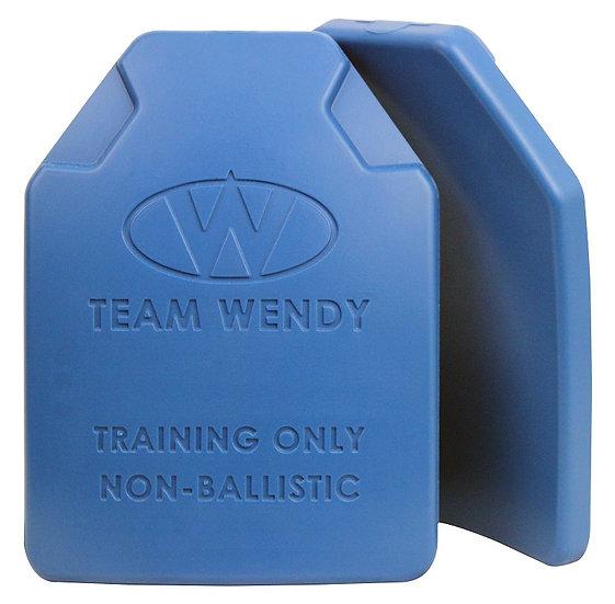TEAM WENDY® ESAPI NON-BALLISTIC TRAINING PLATE SET