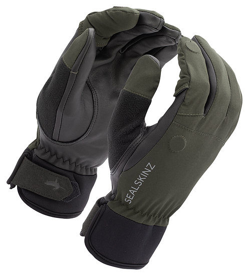 SEALSKINZ WP ALL WEATHER SHOOTING GLOVES