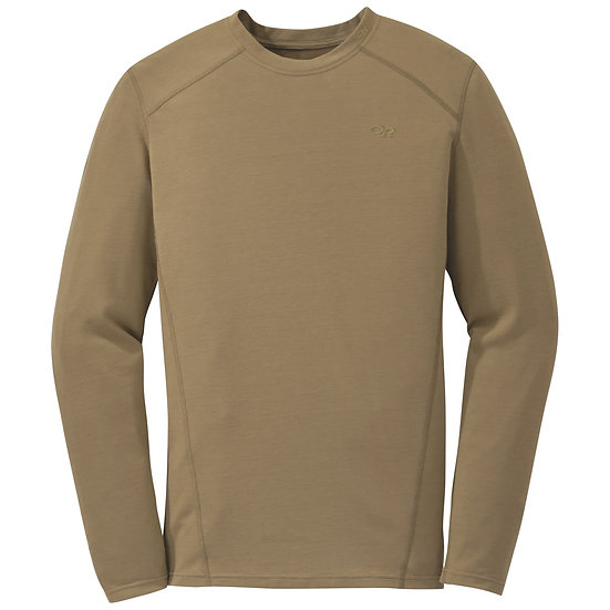 OR FOUNDATION L/S CREW