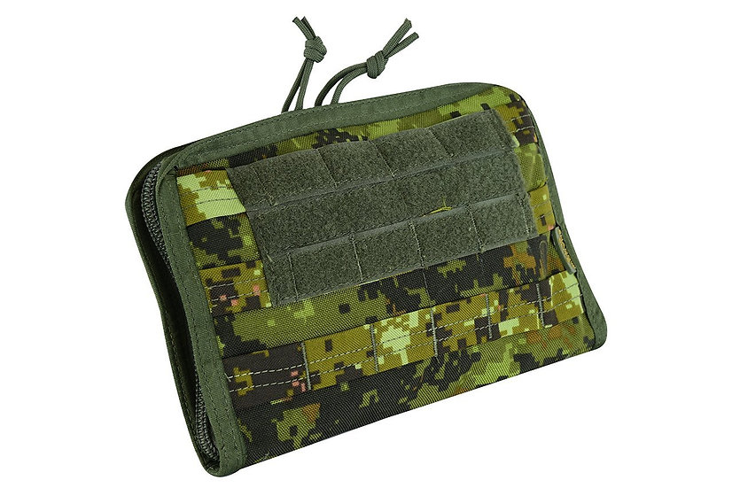 SHADOW TACTICAL COMMANDER PANEL / MAP POUCH