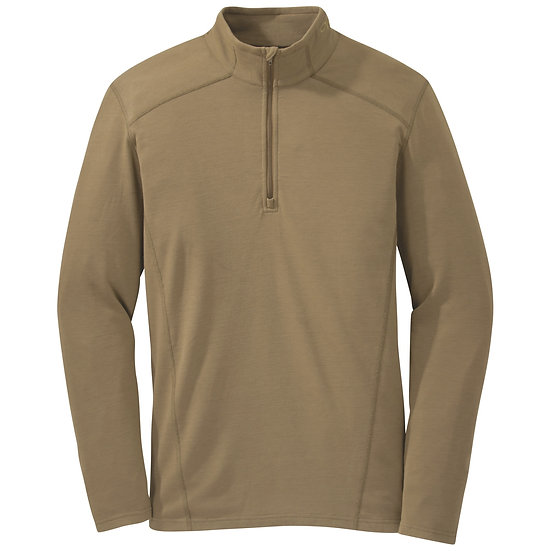 OR FOUNDATION L/S ZIP TOP