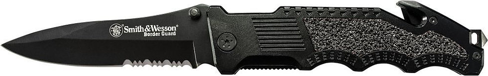 S&W BORDER GUARD SERRATED