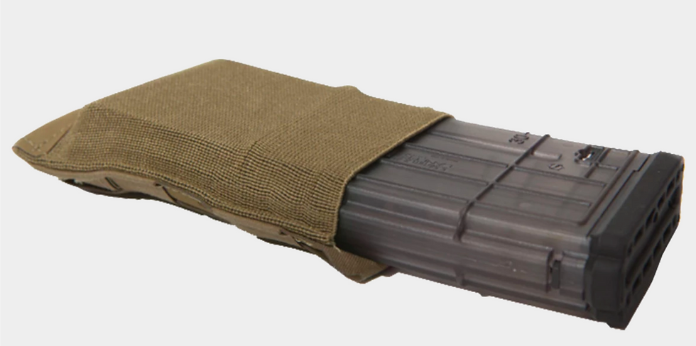 SHADOW TACTICAL LOW PROFILE M4 MAG POUCH