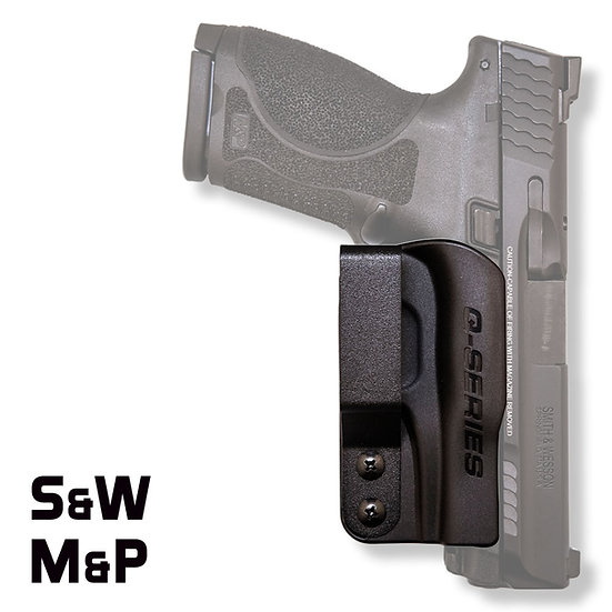 Q-SERIES STEALTH S&W M&P KABUUR