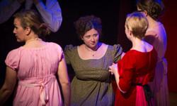 The Austen Family Improv Players
