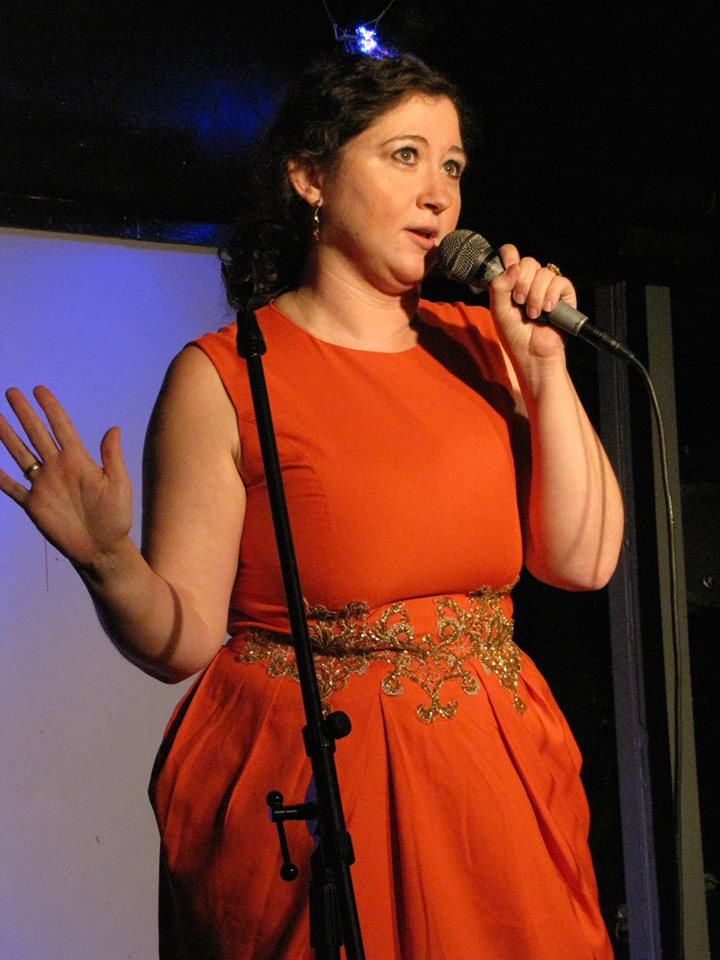 Stand-up at Gilda Variety Show