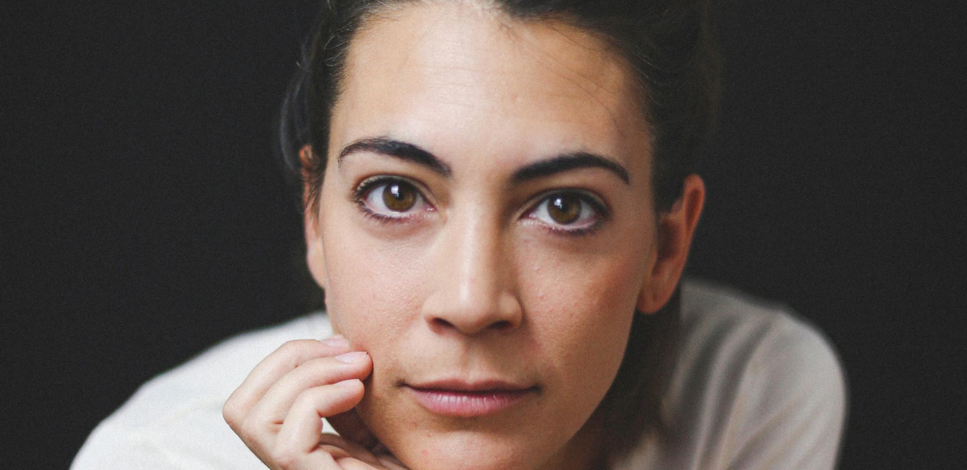 Bárbara Rivas 9 by Asier Corera