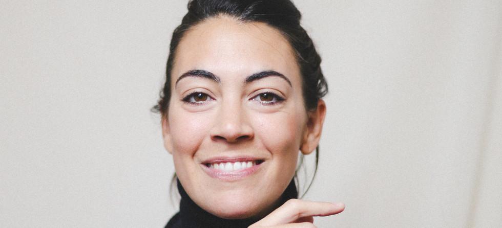 Bárbara Rivas 5 by Asier Corera