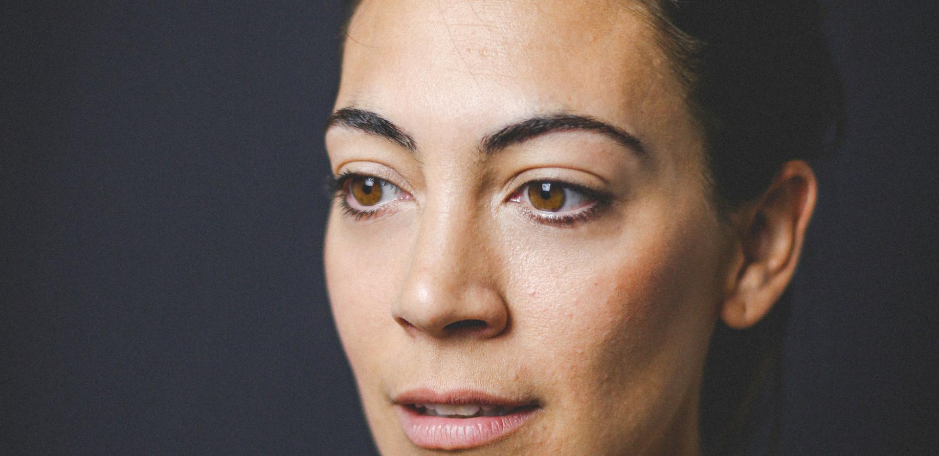 Bárbara Rivas 10 by Asier Corera