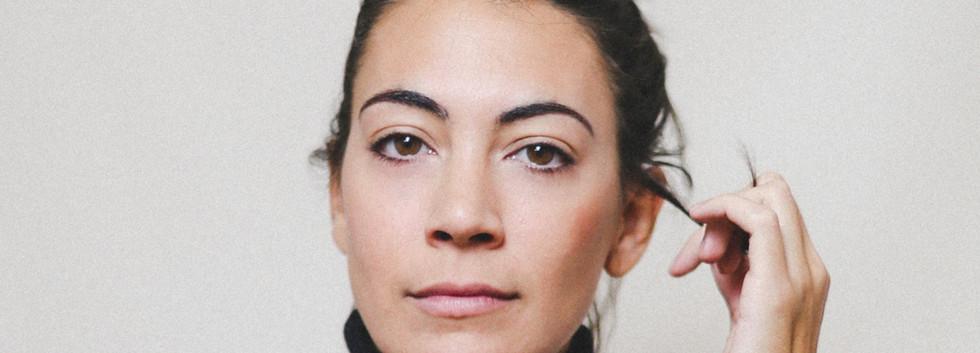 Bárbara Rivas 2 by Asier Corera