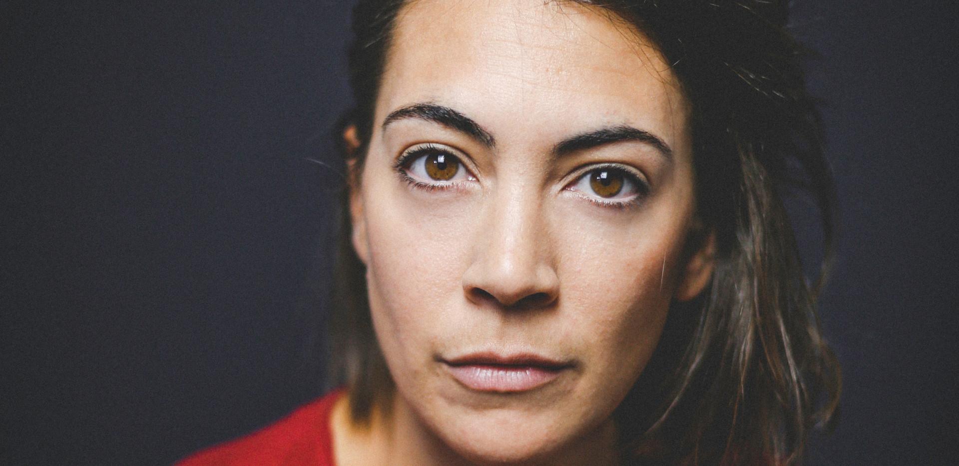 Bárbara Rivas 7 by Asier Corera