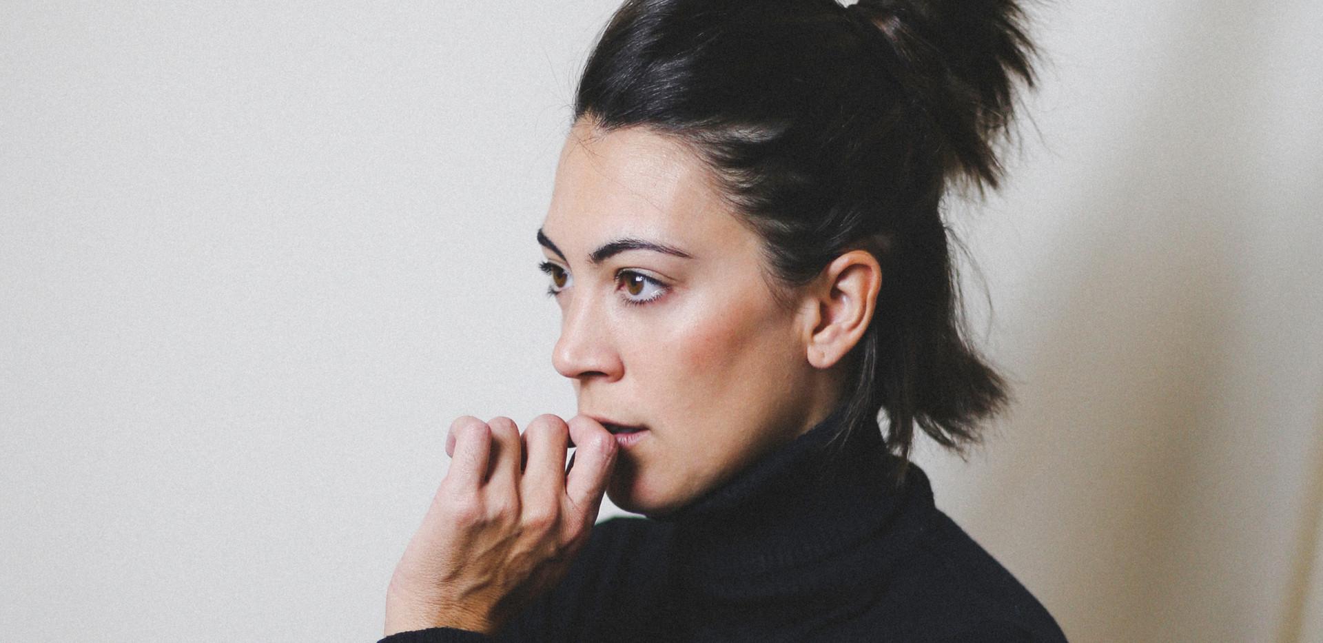 Bárbara Rivas 4 by Asier Corera