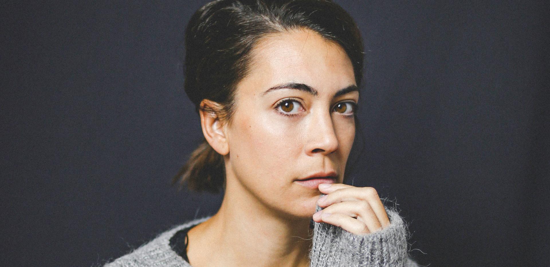 Bárbara Rivas 6 by Asier Corera