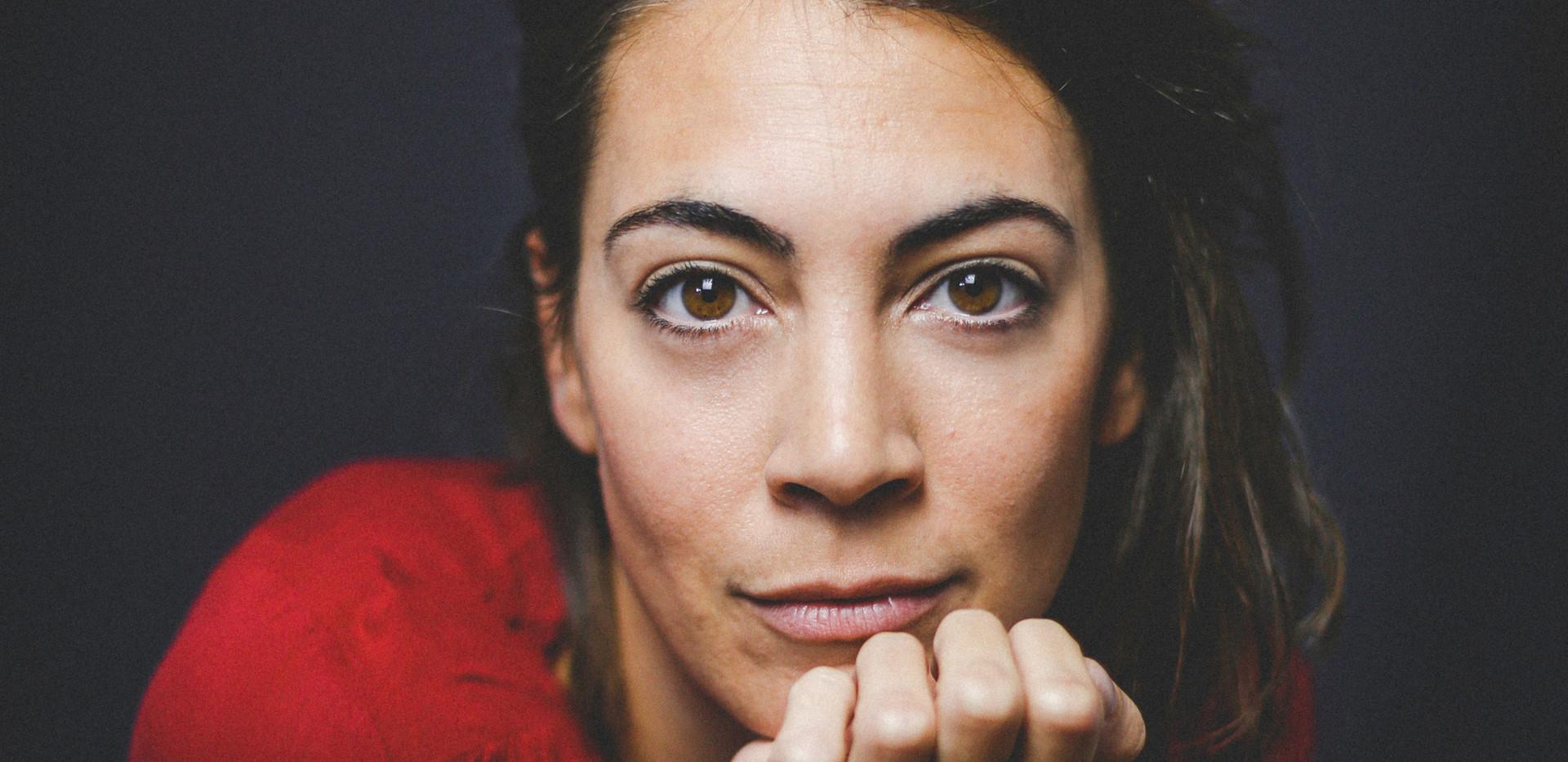 Bárbara Rivas 1 by Asier Corera