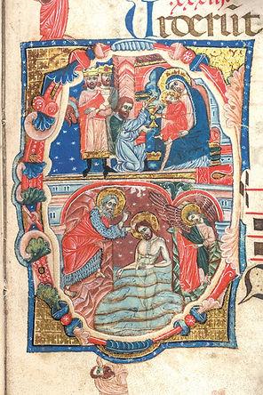 Antifonario 1299