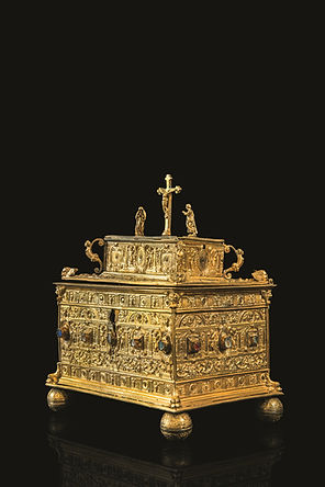 Cofanetto-Reliquiario dei Santi Innocenti