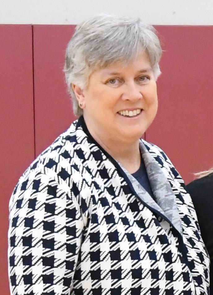 Mary Ellen Burt Coach Union College