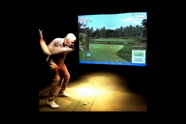 golf indoor game