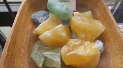 Calcite Chunks