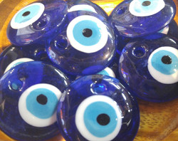 """Evil Eye"" pendants"