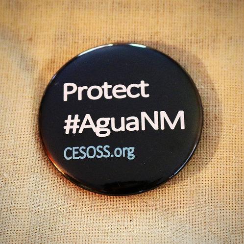 CESOSS Button: Protect #AguaNM