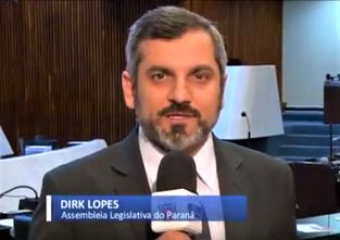 Sem o jornalismo seríamos alienados da realidade, afirma Dirk Lopes