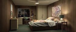 Eileen Taylor's Bedroom