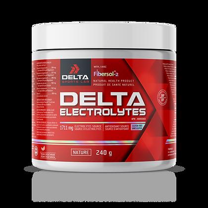 Delta Electrolytes