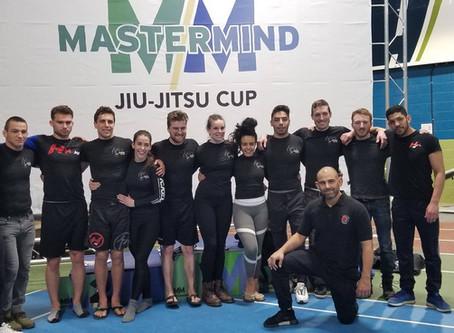 Jiu-jitsu, Mastermind Cup du 7 mars 2020