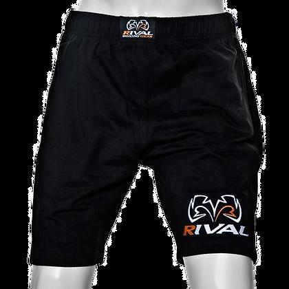 Shorts Trad Rival avec logo sur la jambe