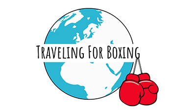 Traveling for boxing