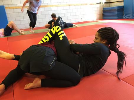 Séminaire MMA sparring