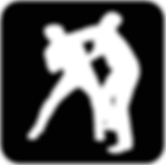 discipline Krav Maga fond noir silouhett