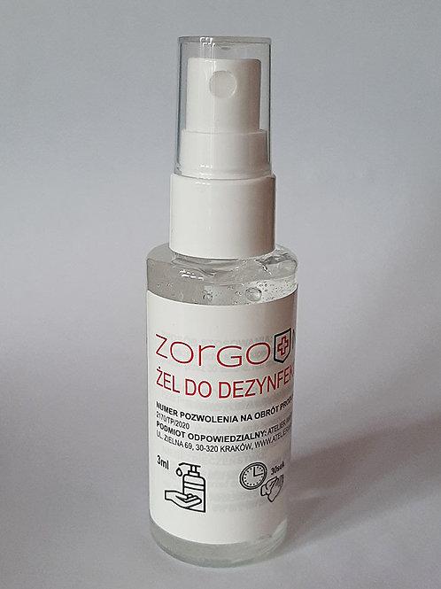 ZorgoMax żel antybakteryjny 50ml