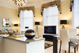"""Sheer Luxe"" by Marks @ The Manor Apartments Aberdeen"
